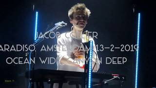 Jacob Collier Paradiso 13-02-2019 Ocean wide, Canyons deep