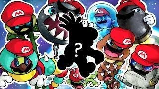 Top 10 Super Mario Odyssey CAPtures