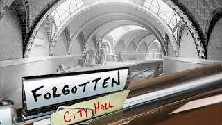 We Smuggled Ourselves Into New York's Abandoned City Hall Station