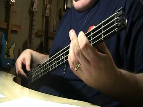 Soul Asylum Runaway Train Bass Cover