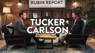 Tucker Carlson on Trump, Mainstream Media, and Revolution (Full Episode)