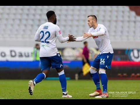 Hajduk - Slaven B. 2:2
