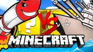 Minecraft: BATTLESHIP LUCKY BLOCK CHALLENGE   FIRE THE NUKES!!
