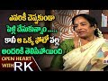 K.R Vijaya on her love marriage- Open Heart with RK