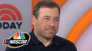 Ryan Newman joins @TODAY to discuss Daytona 500 crash (FULL INTERVIEW) | Motorsports on NBC