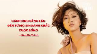 Nhà văn trẻ Liêu hà Trinh: Cảm hứng sáng tác đến từ mọi khoảnh khắc