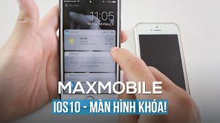 iOS 10: Tại sao màn hình khóa mới lại gây tranh cãi nhiều đến thế?