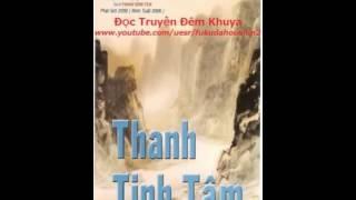 """Đọc sách: """"THANH TỊNH TÂM""""(Lê Sỹ Minh Tùng)"""