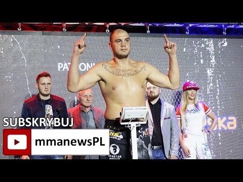 Spartan Fight 7: Tomasz Sarara użyje atutów rywala przeciwko niemu