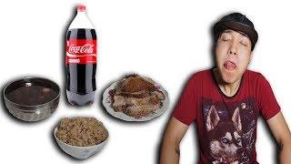 NTN - Thử Nấu Các Món Ăn Bằng Coca Cola ( Cooking Vs Coca )