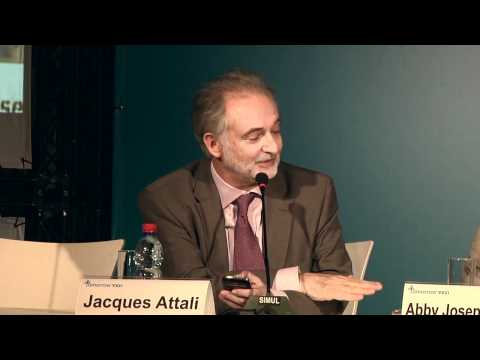 2012 - The World Economy - Dr. Jacques Attali - YouTube