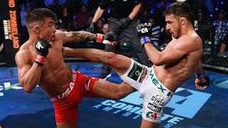 Guillermo Torres vs Orlando Jimenez Full Fight | MMA | Combate Tucson