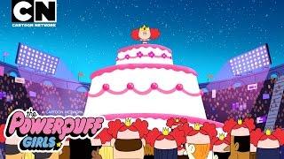 The Powerpuff Girls | Morbucks' Birthday Wish | Cartoon Network