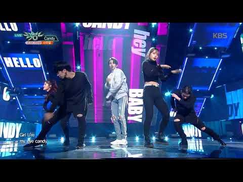 뮤직뱅크 Music Bank - Candy - 사무엘 (Candy - Samuel).20171222