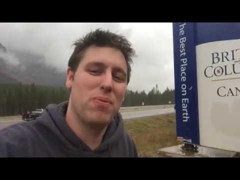 Moving Trip - Taber Saskatchewan to Vancouver British Columbia!