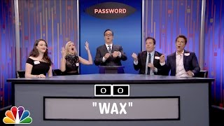 Password with Rob Lowe, Kat Dennings and Beth Behrs