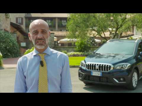 Nuova Suzuki S-Cross: Massimo Nalli racconta i dettagli della vettura