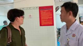 Trịnh Kim Chi và Đại Nghĩa trở lại thăm, nghệ sỹ Lê Bình khóc khuyên gìn giữ sức khoẻ