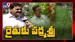 Hyderabad farmer Chinthala Venkat Reddy F 2 F After winnin..