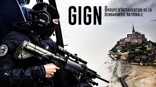 GIGN / French Gendarmerie Elite Unit 2018 / French Special Forces
