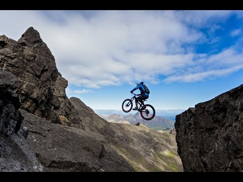 The Gap: Danny Macaskill Making 'The Ridge'
