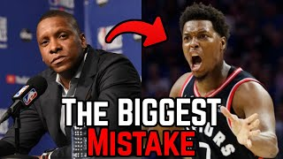How the Toronto Raptors Were DOOMED by their Front Office | Their Biggest Mistake..