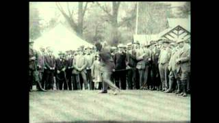 Ted Ray Golf Swing