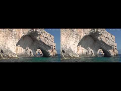 Zakynthos & Kefalonia in 3D!