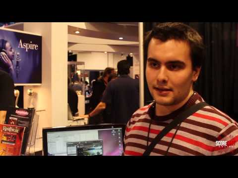 SCOREcast: NAMM 2013 - THUNDER Strezov Sampling
