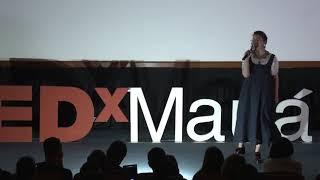 O futuro da idade é hoje | Layla Vallias | TEDxMauá