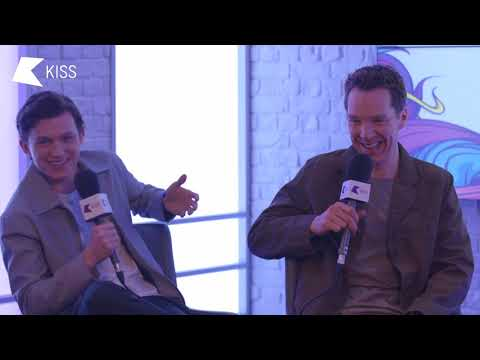 Tom Holland and Benedict Cumberbatch talk all things Avengers: Infinity War ⚡️ | KISS Breakfast