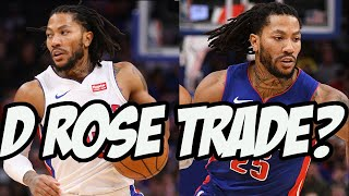 Derrick Rose Trade? Lakers, 76ers, Contenders Interested