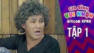 Phim Hài Sitcom 2018 Gia Đình Vui Nhộn - Minh Nhí bị 2 cha con Hữu Tín lừa gạt