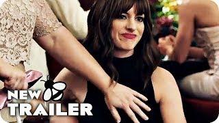 THE HUSTLE Trailer (2019) Anne Hathaway, Rebel Wilson Comedy Movie