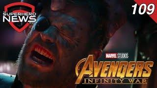 Superhero News #109: Avengers: Infinity War filmmakers were allowed to kill anybody