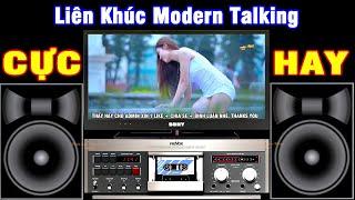 LK Modern Talking Cực Sung - VẠN NHÀ THÍCH NGHE - LK Nhạc Sống Hòa Tấu Không Lời - Nhạc Test Loa