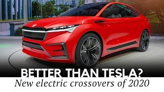 Better Than Tesla Model Y? 10 New Electric Crossover SUVs Arriving by 2020