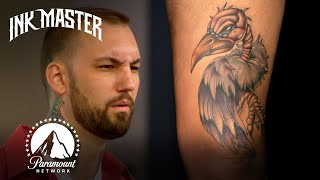 Best Scar Coverup Tattoos | Ink Master