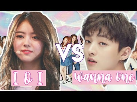 WANNA ONE vs I.O.I [TALENT BATTLE]