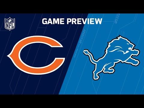 Detroit Lions vs Chicago Bears