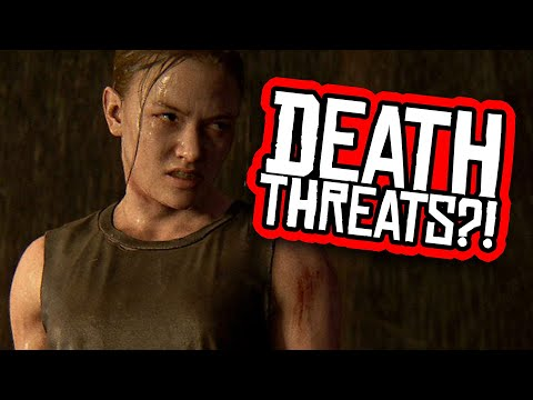 The Last of Us Part II ABBY Voice Actress Gets DEATH THREATS?!