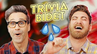 Will They TRIVIA BIDET? (ft. RHETT AND LINK)