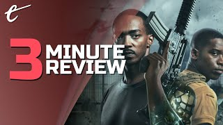 Outside the Wire | Review in 3 Minutes