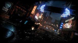 Batman: Arkham Knight - Desafios de RA - Batmobile Race - CCT Fúria da Meia Noite - Midnight Fury TT