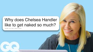 Chelsea Handler Goes Undercover on Reddit, YouTube and Twitter | GQ