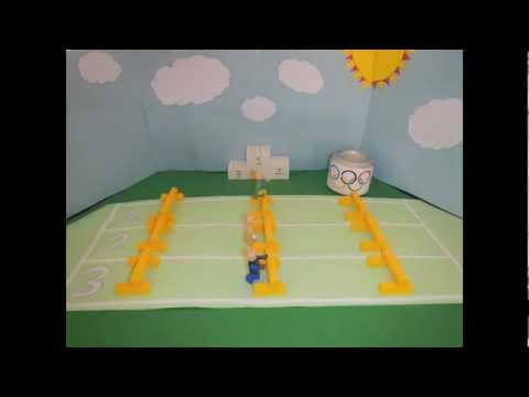 2012 Lego Olympics - by Daniel Boots & Joshua Batty