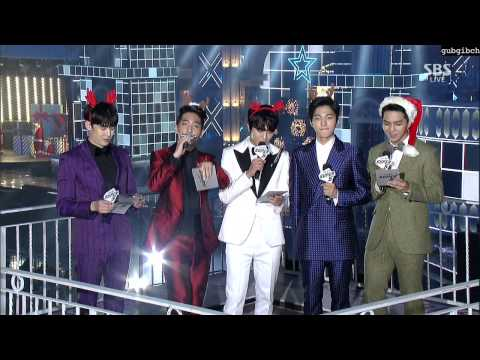 [141221] 2014 SBS Gayo Daejun INFINITE full cut