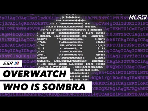 Overwatch - Who is Sombra?