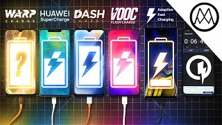 EXTREME Smartphone Charging Speed Test - EVERY SINGLE PHONE