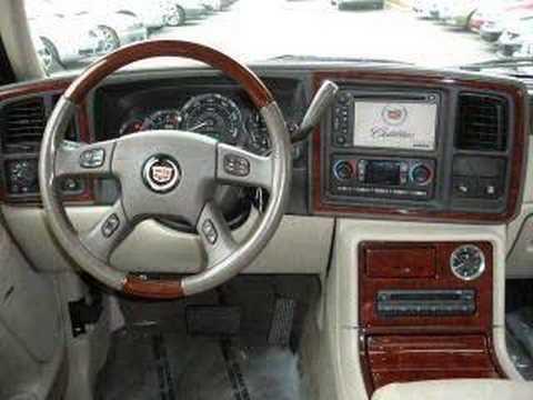 2005 Cadillac Escalade EXT AWD Navigation! - YouTube